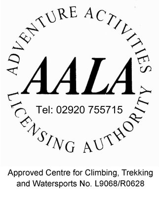 Adventure Activities Licence Holder