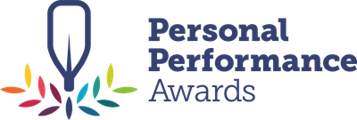British Canoeing Personal Performance Awards logo