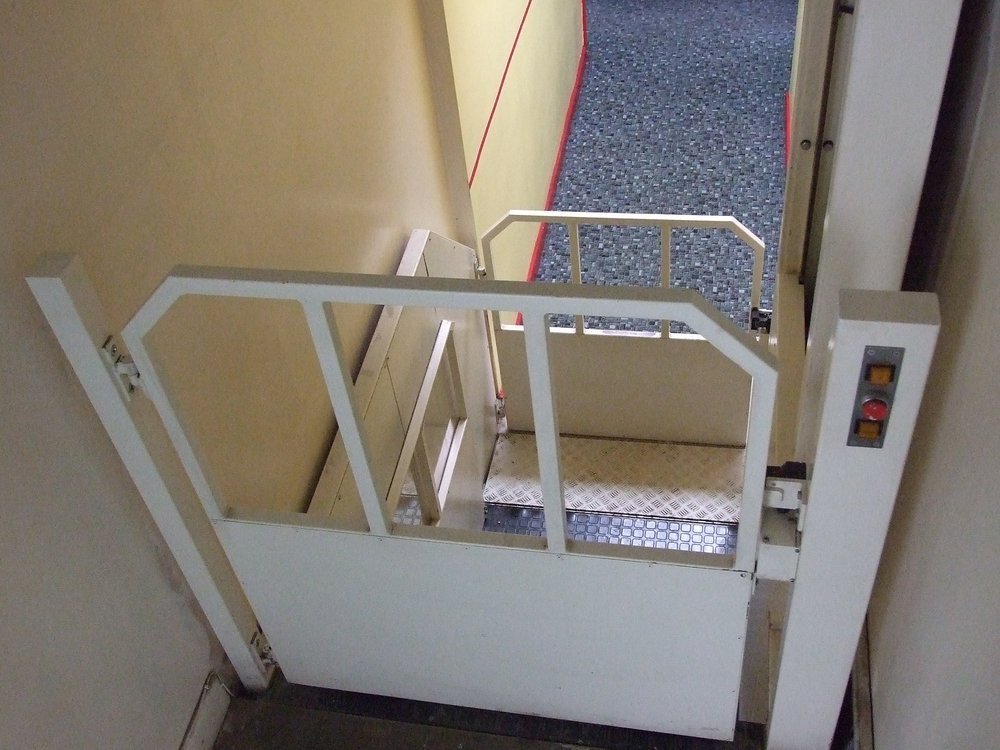 disability access wheelchair lift