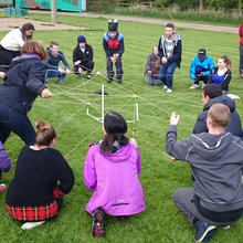 Multi Activity Problem Solving Leicester Outdoor Pursuits Centre