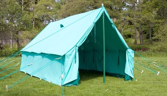 Camping in Leicester