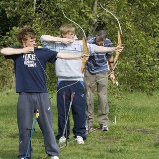Group Archery session