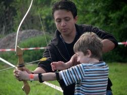 archery coaching disability